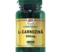 L-CARNOZINA 500MG 30CPR, COSMO PHARM - PREMIUM