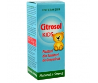 CITROSOL KIDS 15ML, INTERHERB