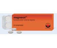Magnerot 50 comprimate