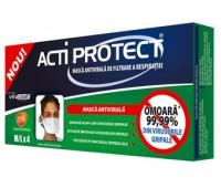 Masca antivirala dubla protectie Glaxo Smithkline