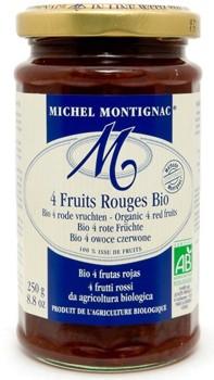 Gem de 4 fructe rosii Montignac