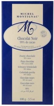 Ciocolata neagra 99% Montignac