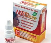 Nasaleze pudra nazala impotriva alergiilor