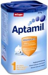 Milupa Aptamil 1 - 800g(0-6 luni)- Lapte pentru sugari