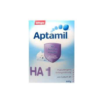 Milupa Aptamil HA1 - 600G-Lapte pentru Sugari cu Predispozitie la Alergii