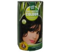 Henna Plus Long Lasting Colour- Vopsea de Par Nuanta 3.37