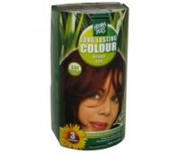 Henna Plus Long Lasting Colour- Vopsea de Par Nuanta 5.64