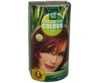 Henna Plus Long Lasting Colour- Vopsea de Par Nuanta 7.46