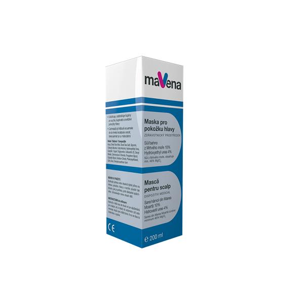 Masca pentru scalp cu psoriazis, 200 ml