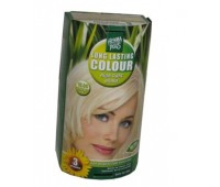 Henna Plus Long Lasting Colour- Vopsea de Par Nuanta 10.00