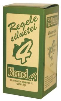 Biomed 4 scaderea greutatii