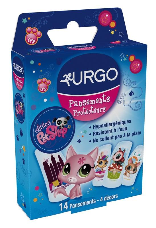 Urgo Kids Plasture PetShop