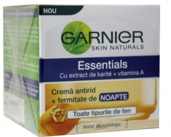 Essentials Crema de noapte impotriva ridurilor 50 ml
