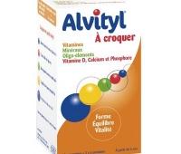 Alvityl A Comprimate masticabile x 40, Urgo
