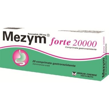 Mezym Forte 20000