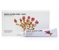 Labo Swiss Alpen Cure crema de noapte cu extract de cimbrisor