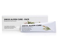 Labo Swiss Alpen Cure masca faciala antirid cu extract de patlagina
