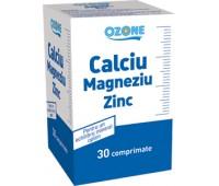 Calciu cu Magneziu si Zinc Ozone