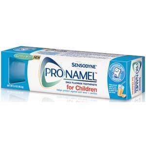 Sensodyne Prosmalt pentru copii