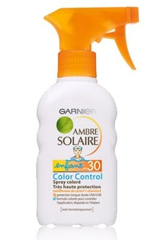 Ambre Solaire Spray copii FP 30