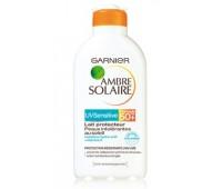 Ambre Solaire lapte sensitive IP 50+