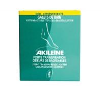 Asepta Akileine tablete efervescente impotriva mirosului neplacut al picioarelor vrac
