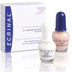 Asepta Ecrinal Kit French Manicure