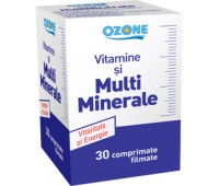 Vitamine si Multiminerale Ozone
