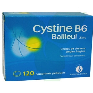 Bailleuil Cysteine B6 Zn STOC 0