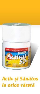 Actival 50+ Beres