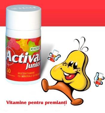 Actival Junior Beres