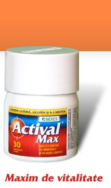 Actival Max Beres
