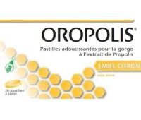 Oropolis miere si lamaie