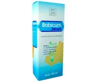 Zdrovit Babicum sirop 100 ml