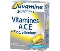 Juvamine Vitamine A,C,E Seleniu si Zinc