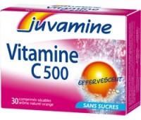 Juvamine Vitamina C 500