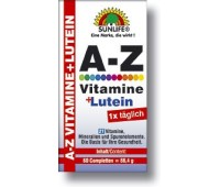 Sunlife A-Z Vitamine+Luteina