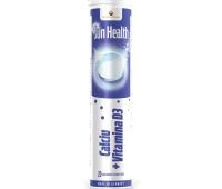Sun health Calciu cu Vit D3 efervescent, Sunwave Pharma