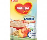 Milupa BD Cereale cu orez si pere x 180 gr