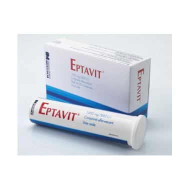Eptavit Calciu si Vitamina D3