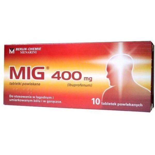 Mig 400 x 10 tb