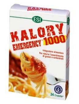 Kalory Emergency 1000 X 24 tablete