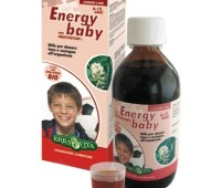 Sirop Energy Baby 6-12 ani