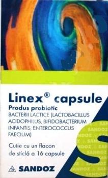 Linex capsule