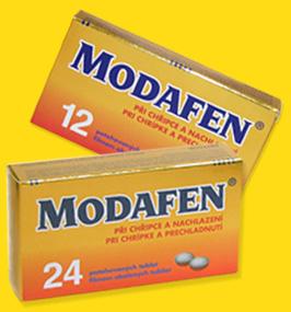 Modafen 24 comprimate