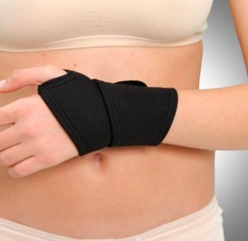 Orteza de mana cu mobilitatea degetului mare