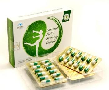 Beautiful purity slimming 48 capsule