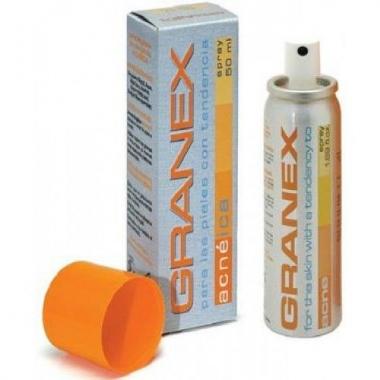 Granex Spray x 50 ml, Catalysis