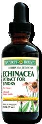 Echinacea extract lichid