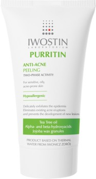 Iwostin Purritin Masca-peeling antiacneica